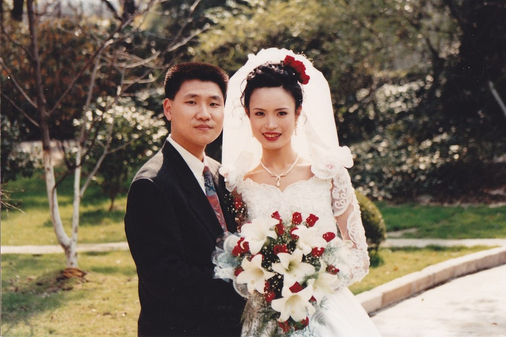 matrimonio cinese mr.Wulinfen-Li Jiuzi