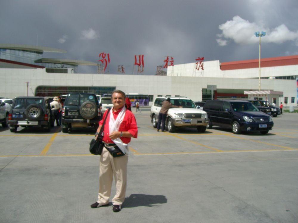 beppe aeroporto di Lhasa