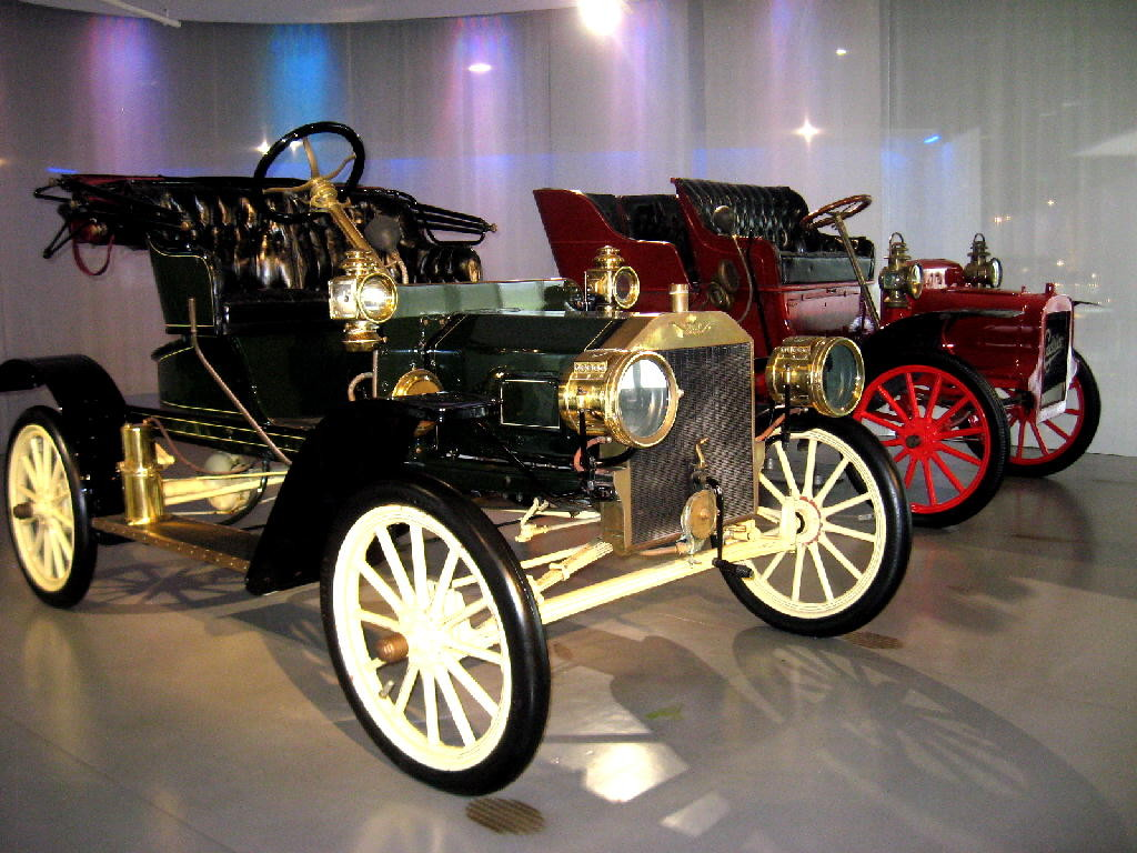 Cadillac 1904 Mod A