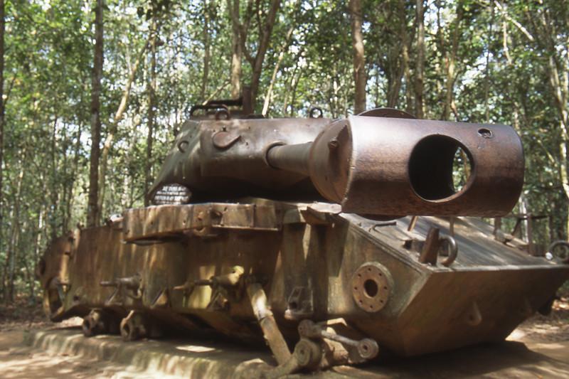 Cuchi residuo cannone