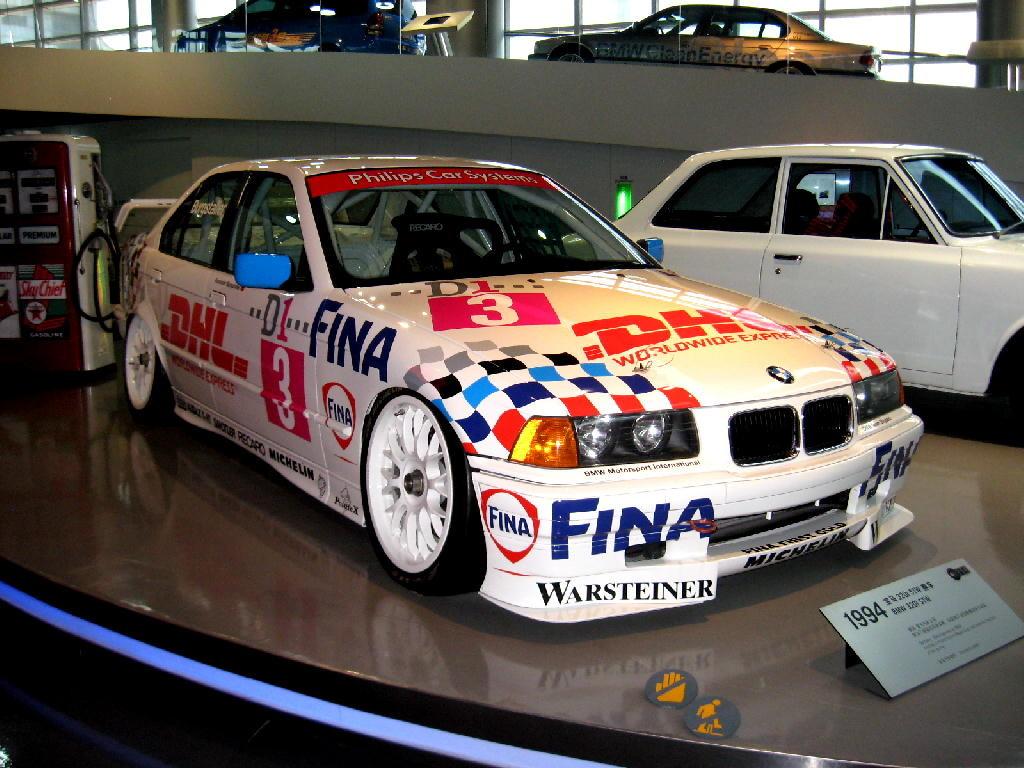 BMW 1994 mod 320 STW