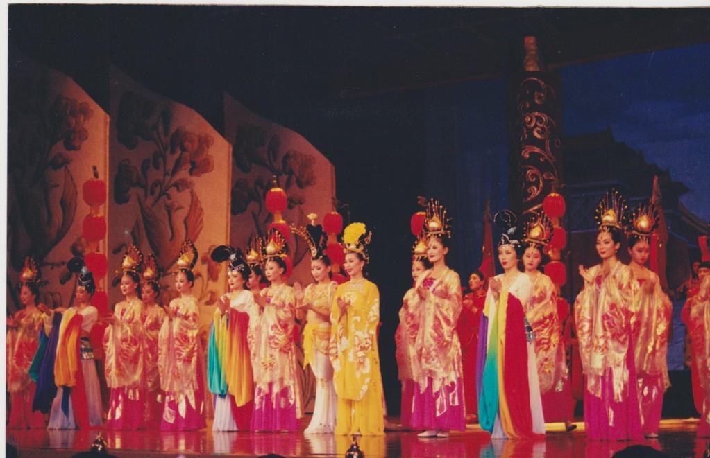 Xian - danzatrici epoca Han