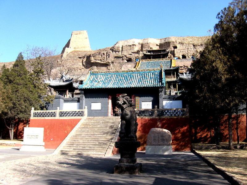 Grotte Yungang, Datong, Shanxi Province, China