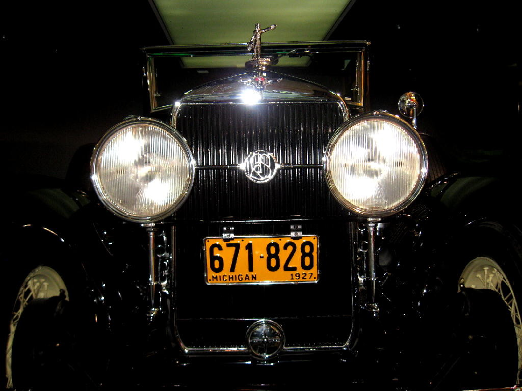 Ford 1928 Mod A - fronte