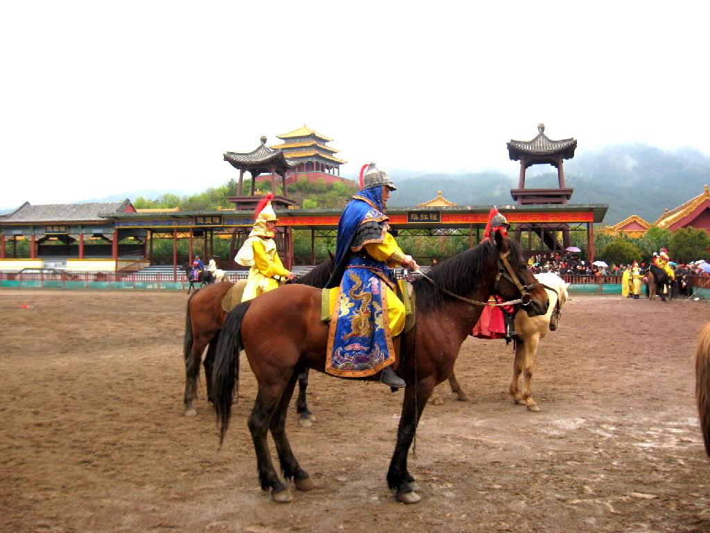 Ming - soldati a cavallo