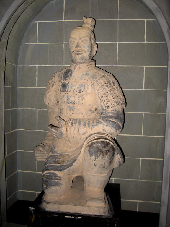 Qin - guerrieri terracotta