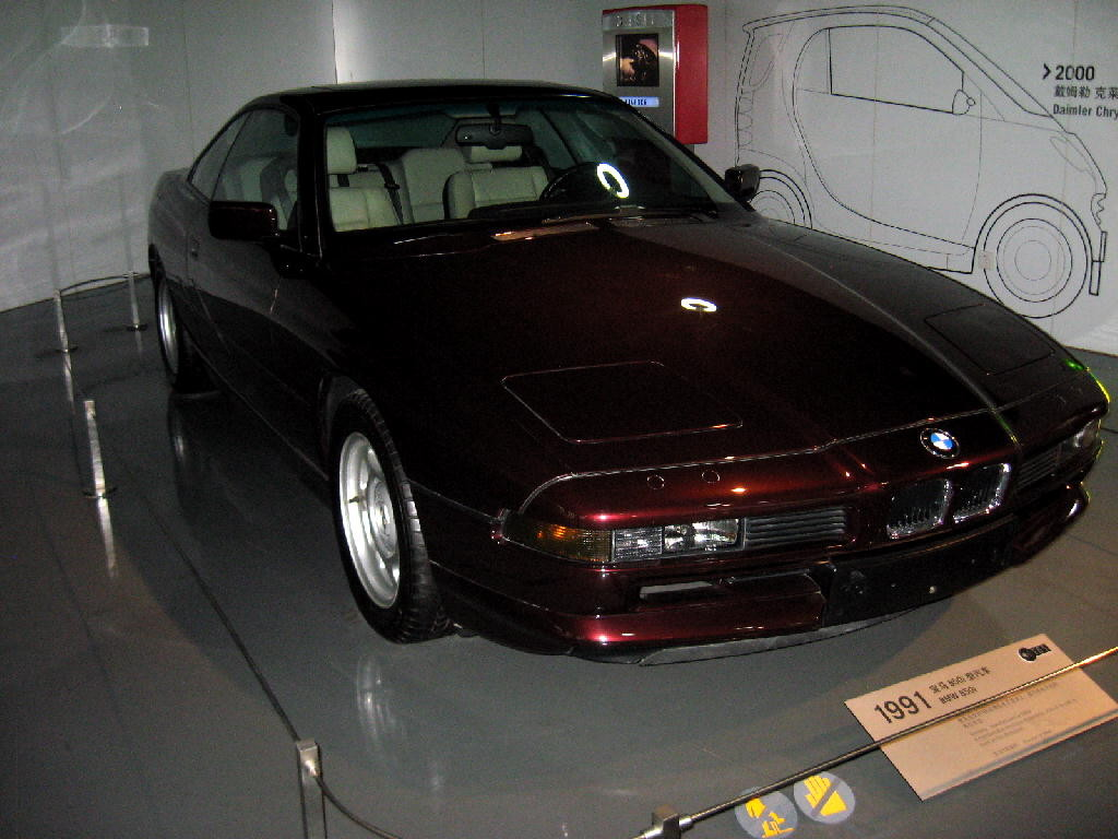 BMW 1991 tipo 850i