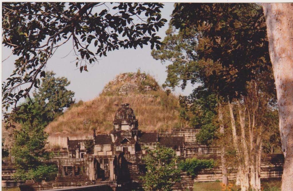 Cambogia - Angkor Thom - il Bayon