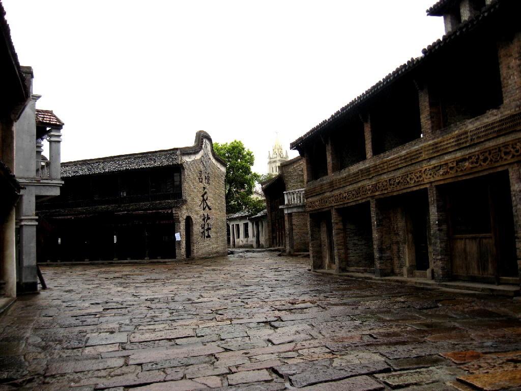 Canton - piazzetta antica