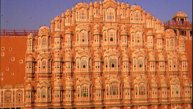 India - Jaipur - il Palazzo dei venti