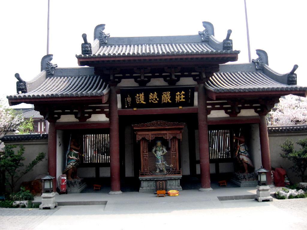 nanxiang - tempio