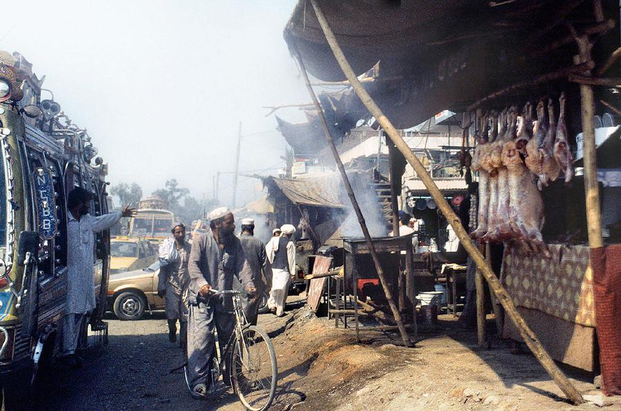 Yemen - mercato
