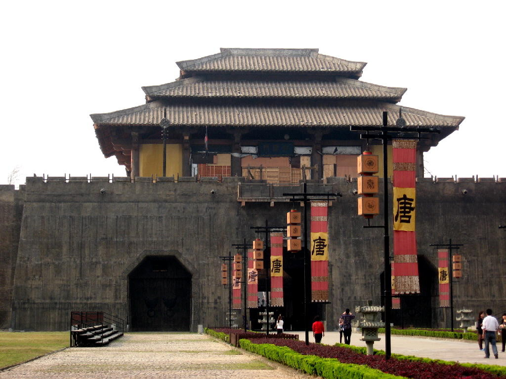 Qin - palazzo imperiale