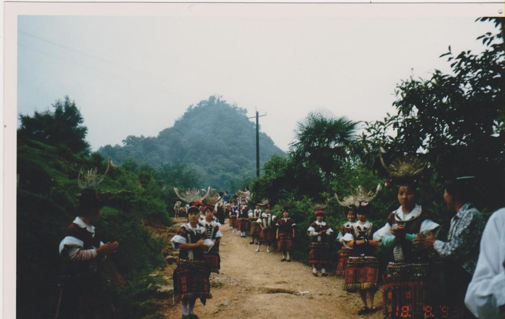 Guizhou - Miao - accoglienza