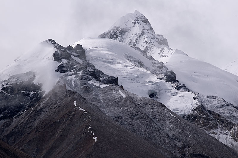 qomolangma ( everest ) mt. 8854