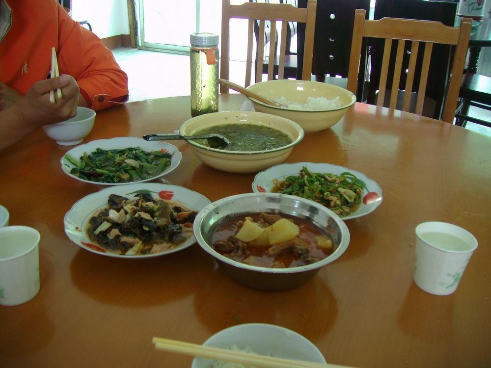 cibo tibetano