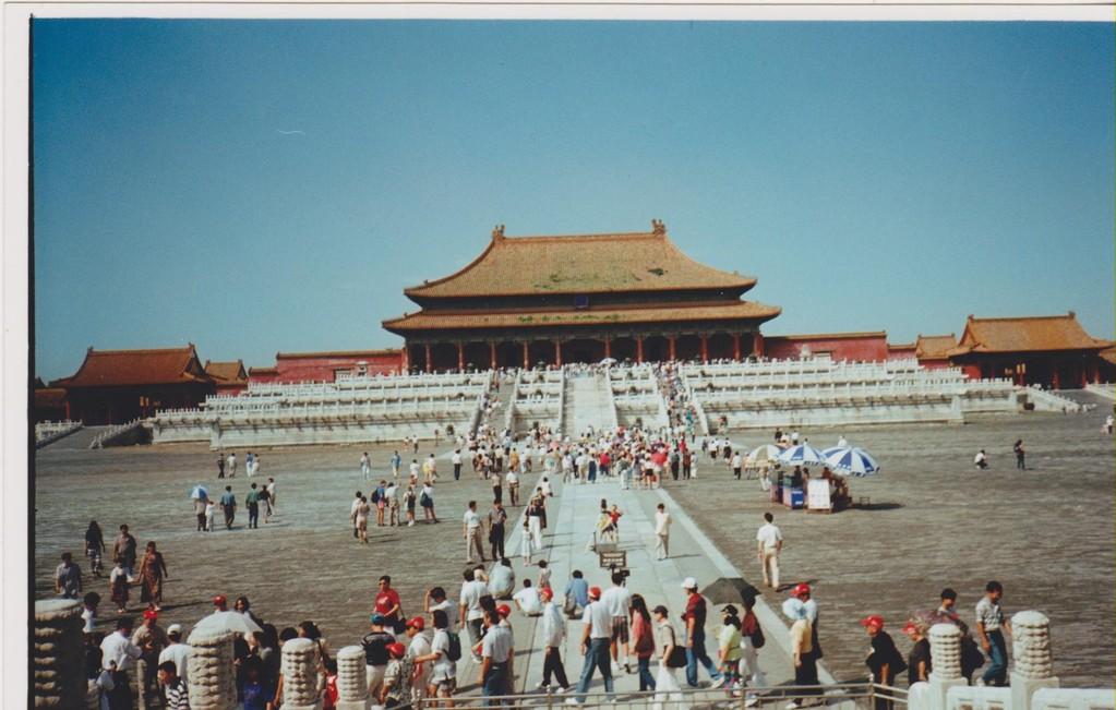 Pechino - città proibita - palazzo imperiale