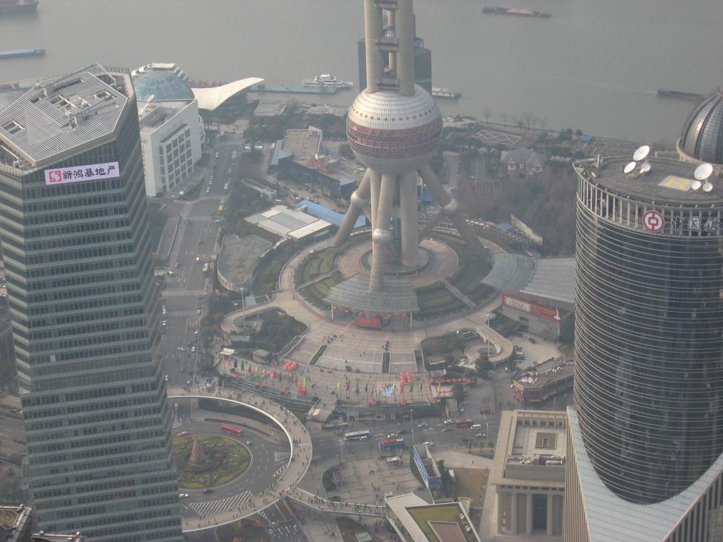 panorama e base Pearl tower