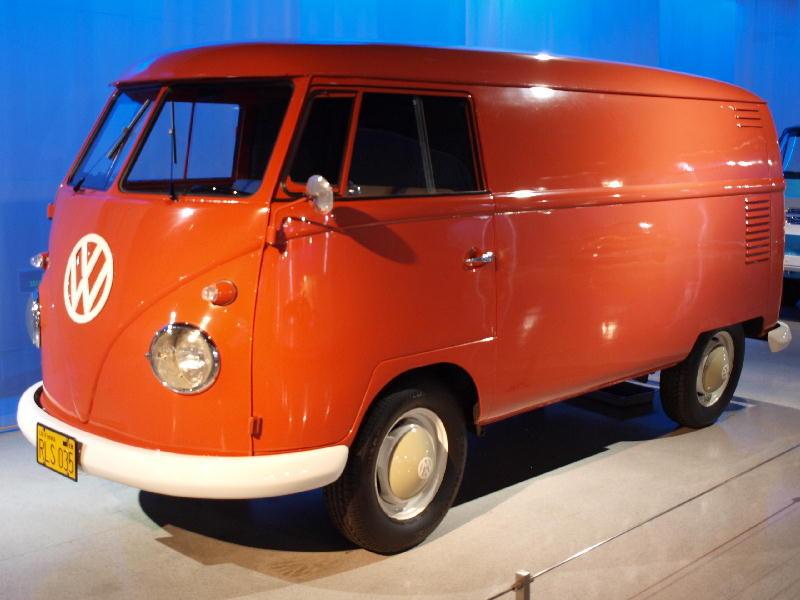 Volkswagen 1950 Transporter