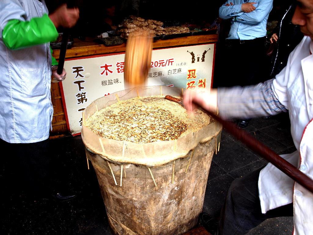 nanxiang - preparazione di un dolce