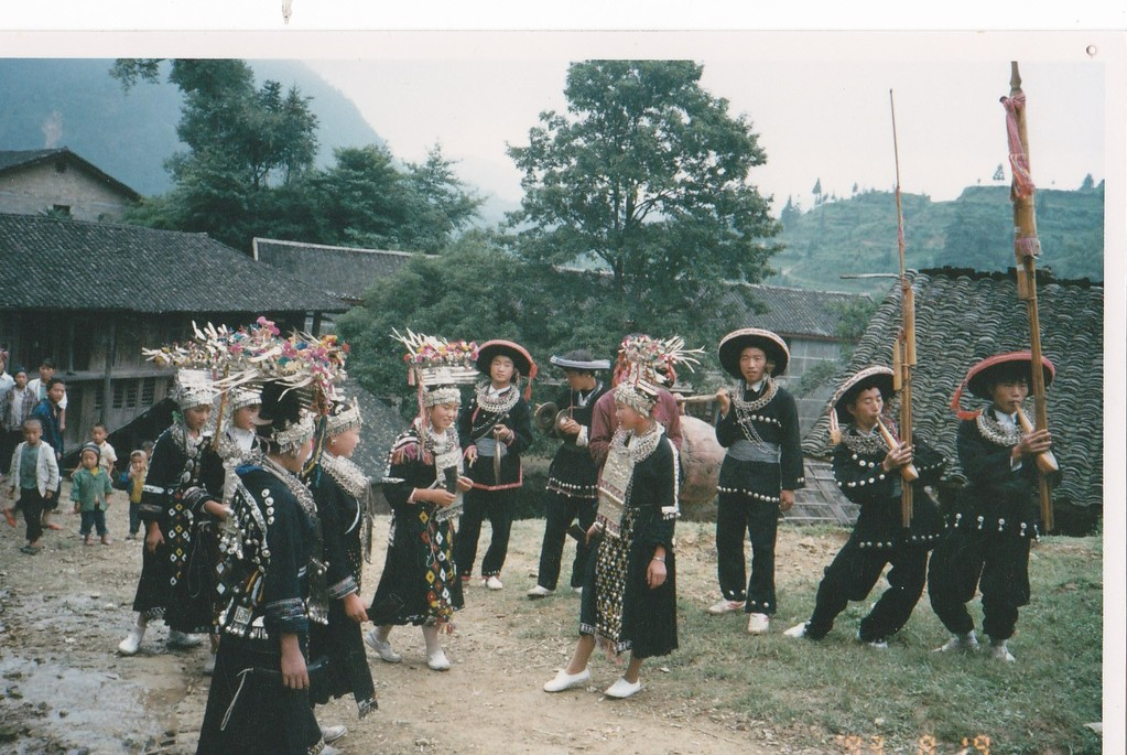 guizhou miao village