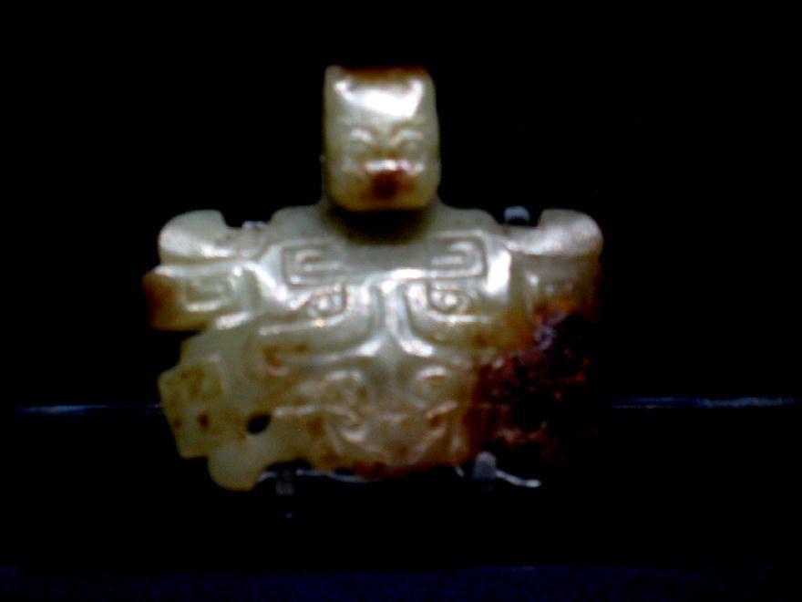 dinastia Han  汉朝 ( 206AC-220DC) - giada
