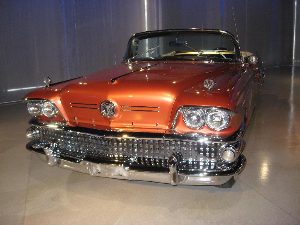 Buick 1958 Special Riviera