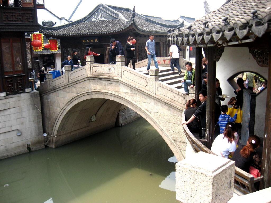 nanxiang - ponte