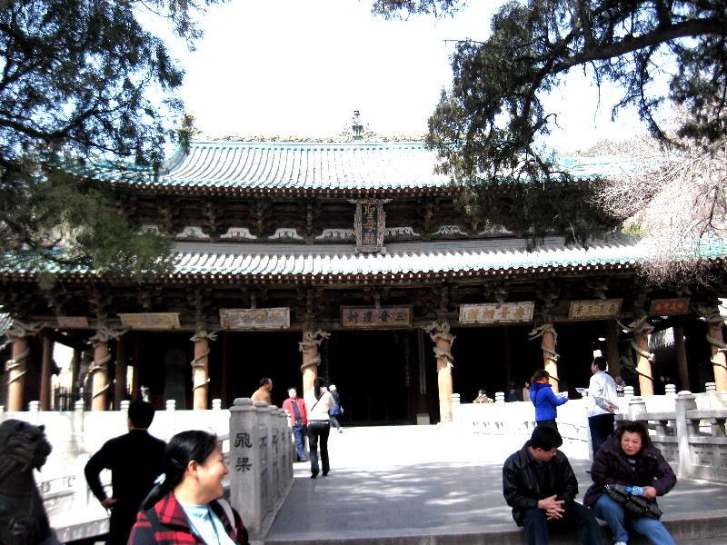 fronte tempio