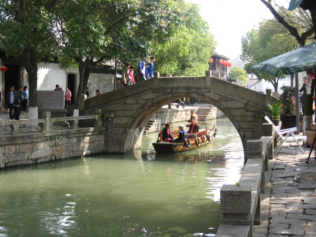 Tong li - stesso ponte