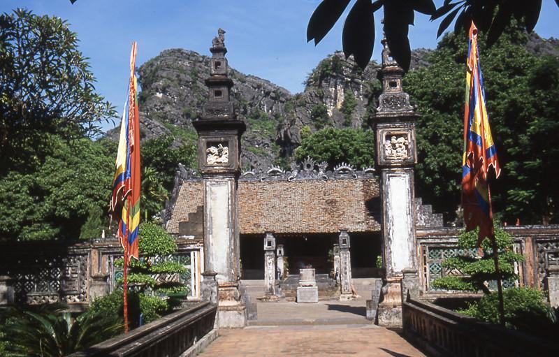 Le Dai Hanh tempio