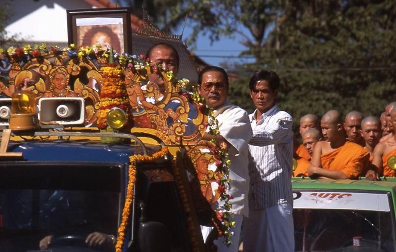 Luang Prabang  funerale