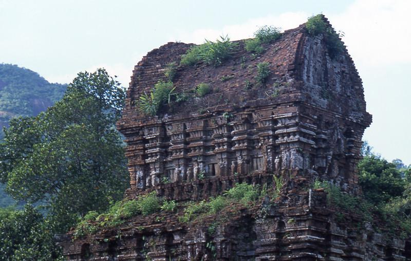 My Son tempio Cham