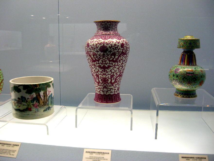 imperatore Kanxi 康熙 (1654-1722) - ceramica Jindezhen - famiglia rosa
