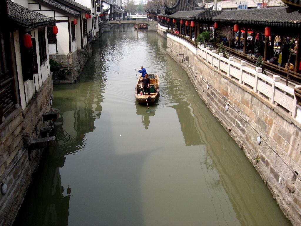 nanxiang - canale