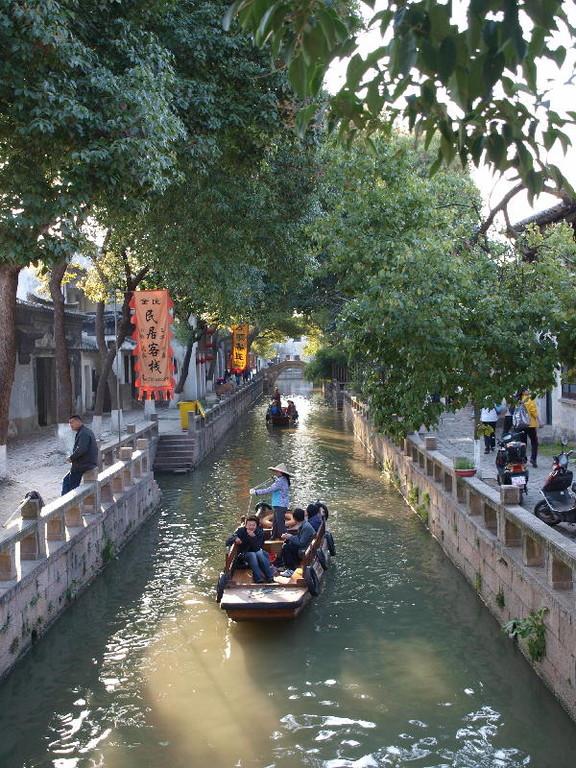 Tong li - rettilineo canale