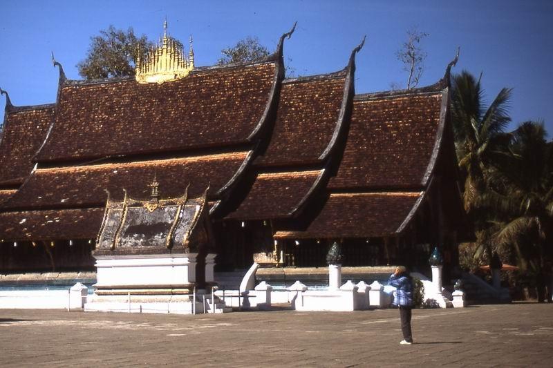 Luang Prabang Wat Xieng Thong