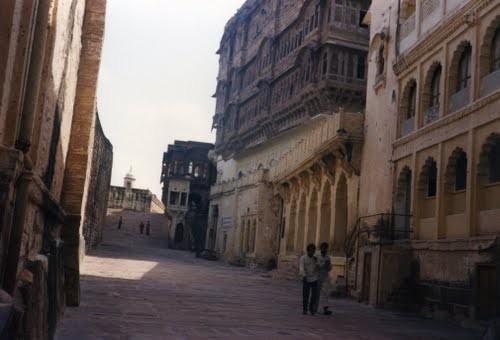 Yemen - Sana'a , strada