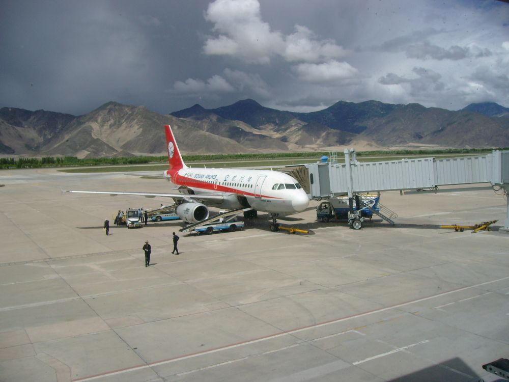 aeroporto Lhasa