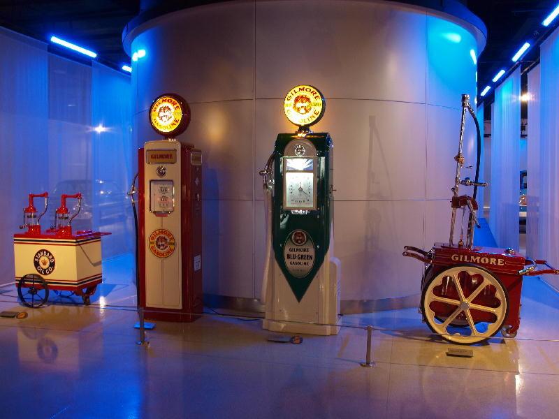sistemi distribuzione carburante 1930