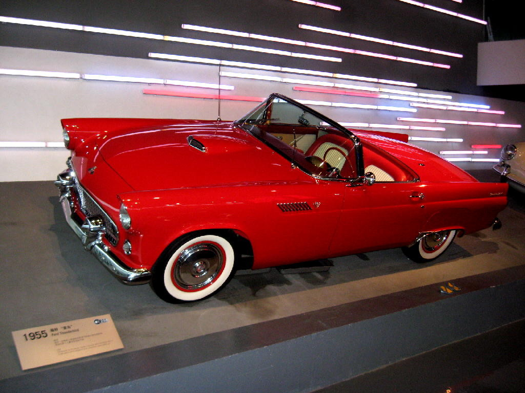 Ford 1955 Thunderbird