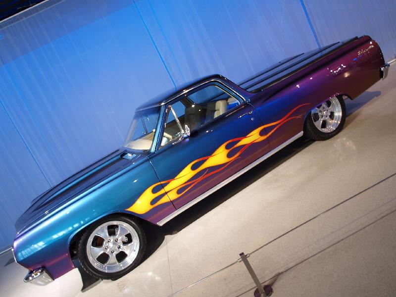 Chevrolet 1965 El Camino - fianco