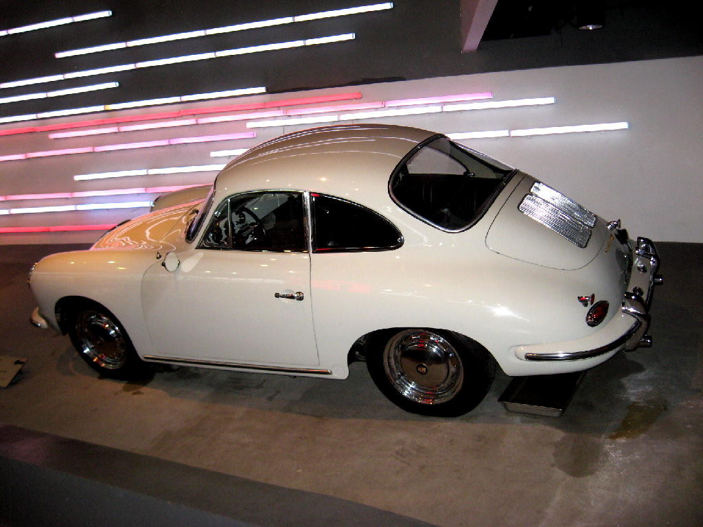 Porsche 1964 mod 356C - retro