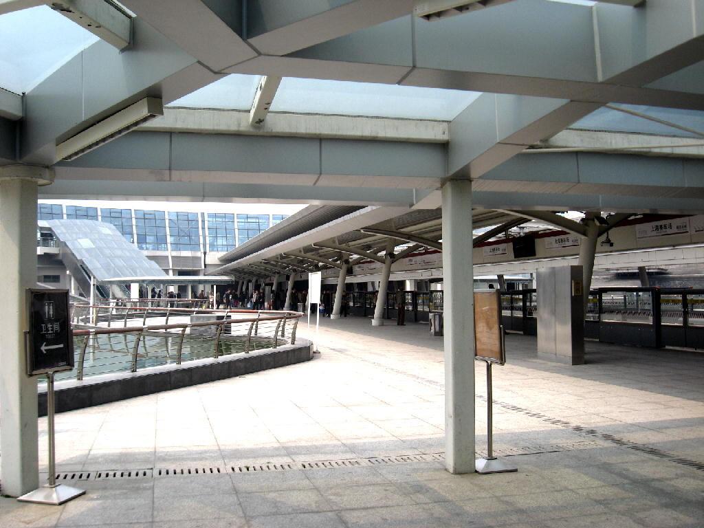 stazione metropolitanea linea 11
