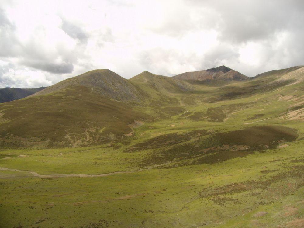 paesaggio oltre 5000 mt