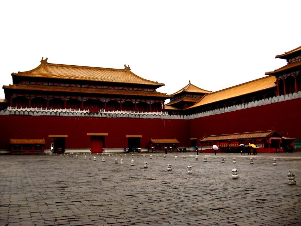 Beijing - città proibita