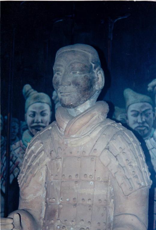 xian esercito di terracotta