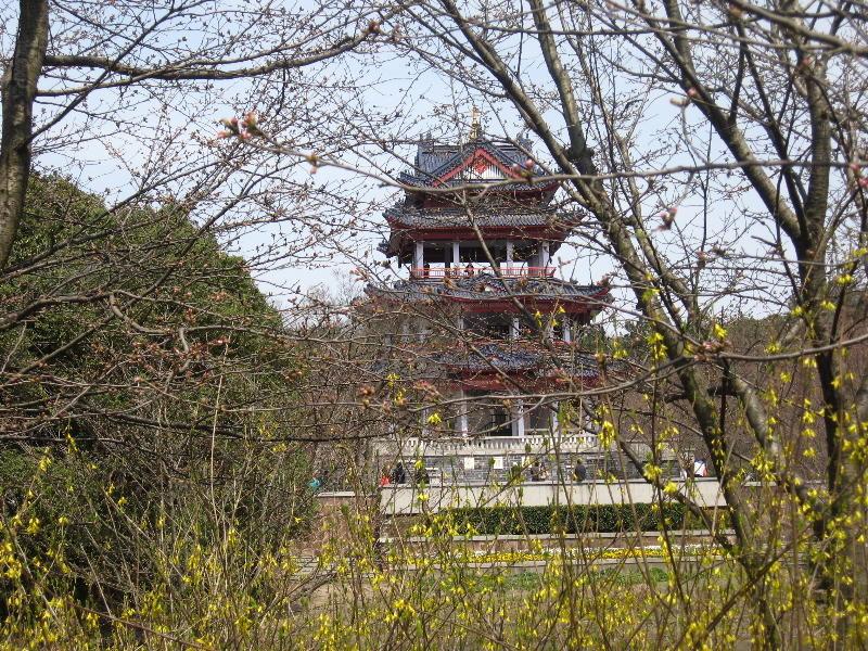 wuxi pagoda