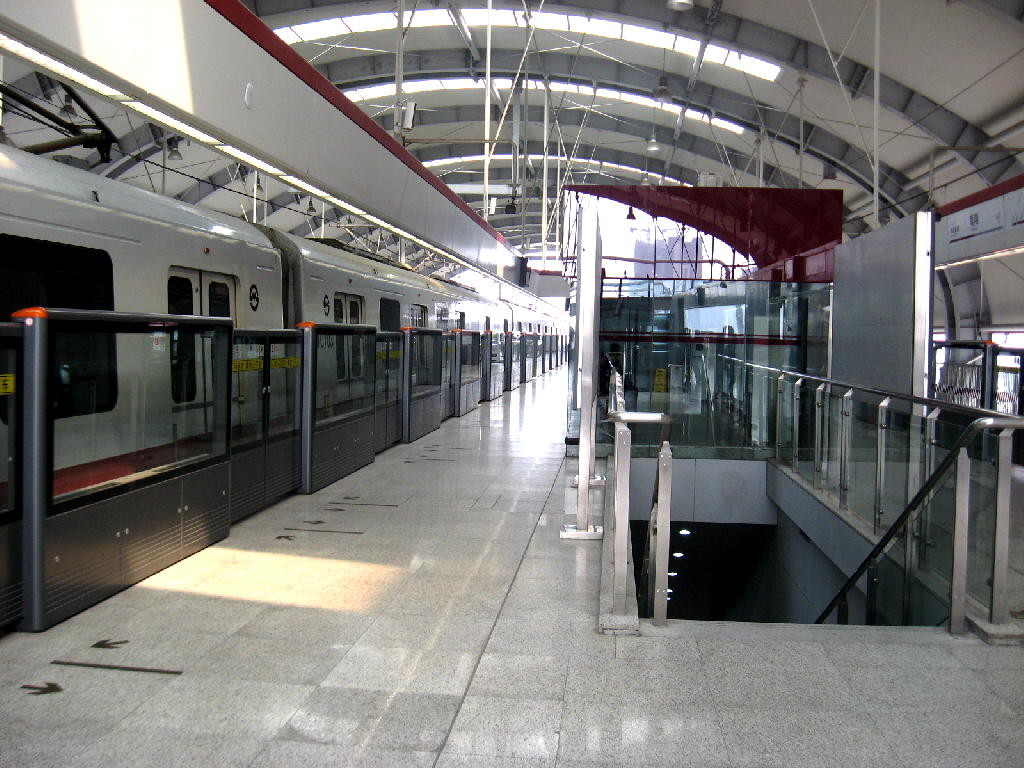 nanxiang - stazione metro linea 11