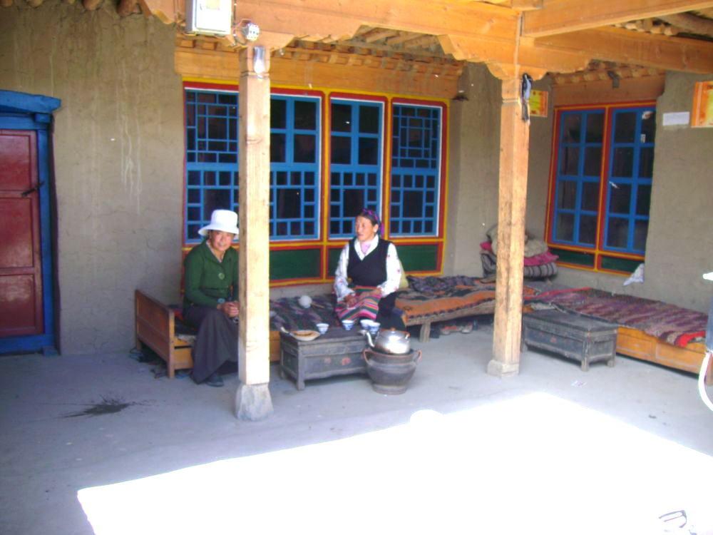 casa agricola tibetana